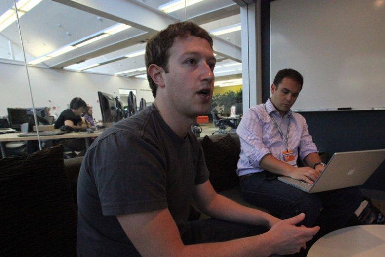 Wygląd siedziby Facebooka może zdziwić.