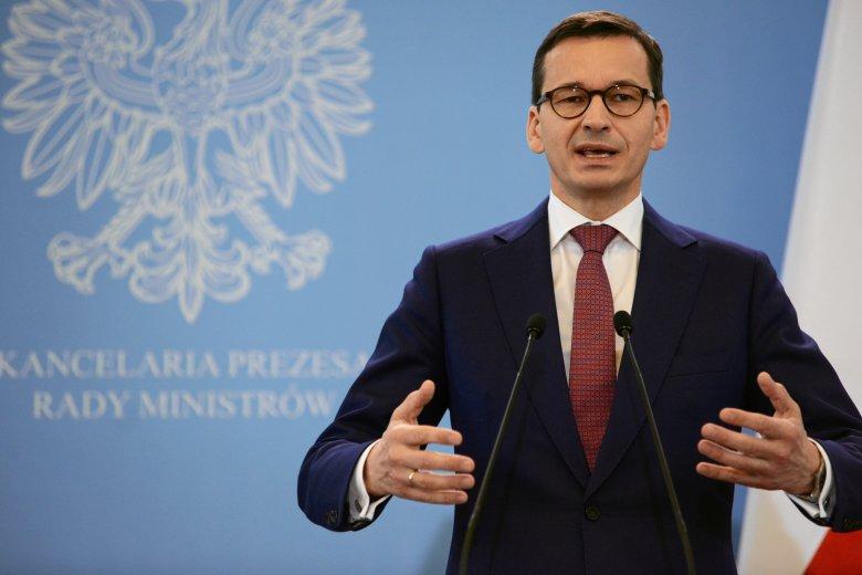 Mateusz Morawiecki przekonuje, że tzw. trzynastka dla emerytów będzie, jeśli PiS wygra wybory.