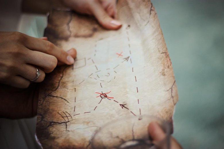 Noworoczne plany - droga do skarbu czy skarb sam w sobie?