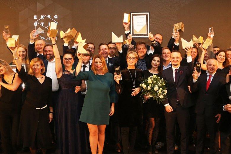 Gala wręczenia nagród w konkursie Dyrektor Marketingu Roku 2018.
