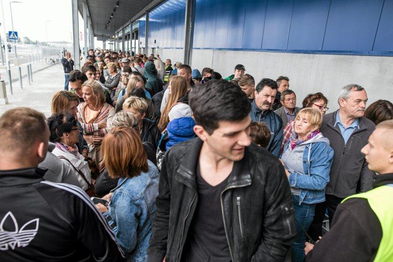 Otwarcie Ikei w Lublinie zaowocowało 23 tys. klientów