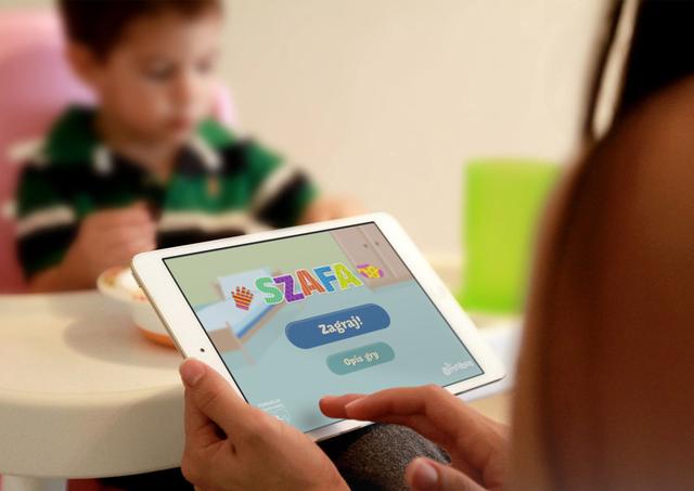 Aplikacja DrOmnibusa, która została nominowana do najlepszej aplikacji mobilnej w kategorii edukacja