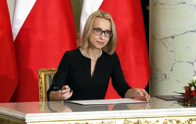 Czerwińska jest uważana za bezpartyjnego fachowca