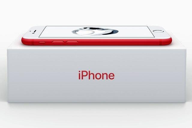 Połowa dochodu ze sprzedaży czerwonego iPhone'a trafi do fundacji walczącej z HIV i AIDS