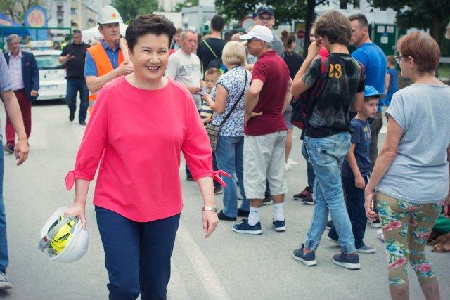 Hanna Gronkiewicz-Waltz na nowym rozporządzeniu straci łącznie 24 zł miesięcznie