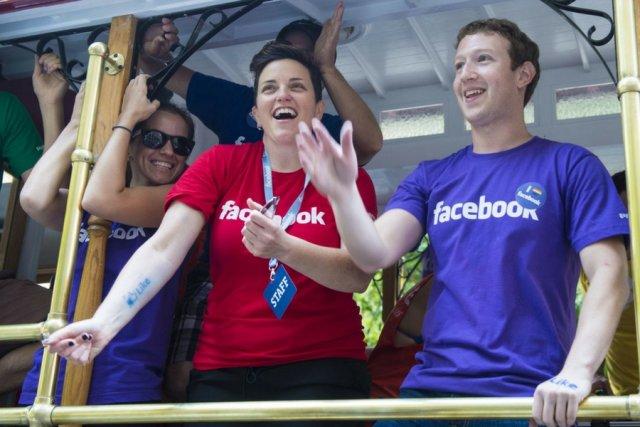 Mark Zuckerberg chce opatentować okulary do rozszerzonej rzeczywistości.