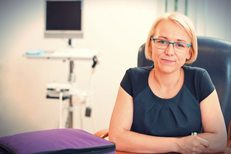 Patrycja Wizińska-Socha - Innovator Under 35 w Polsce.