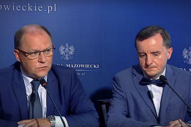 Wojewoda mazowiecki wypowiedział porozumienie między wojewódzkim i stołecznym konserwatorem zabytków