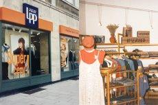 Pierwsze sklepy LPP w Gdańsku i Sopocie na początku lat 2000. Ewolucja, jaką przeszły, jest gigantyczna