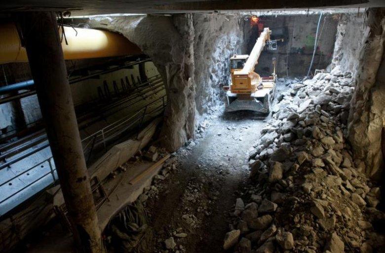 Centralny odcinek II linii metra kosztował ok. 6 miliardów złotych.