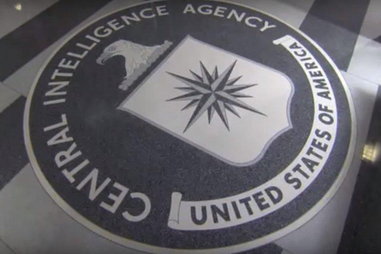 Budynek CIA w Langley.w USA.