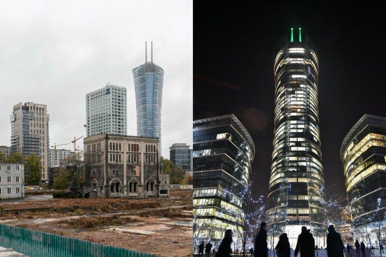 Na Woli rośnie centrum biznesowe większe niż w Poznaniu czy Katowicach.