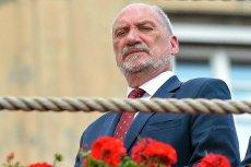 Minister Obrony Narodowej, Antoni Macierewicz chce kupić wojsku specjalny pociąg