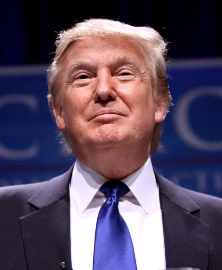Donald Trump w 2011 r.