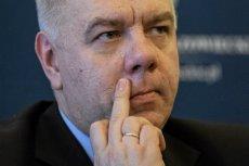 Jednym z polityków PiS, którzy decydują o obsadzie stanowisk na Mazowszu, jest Jacek Sasin