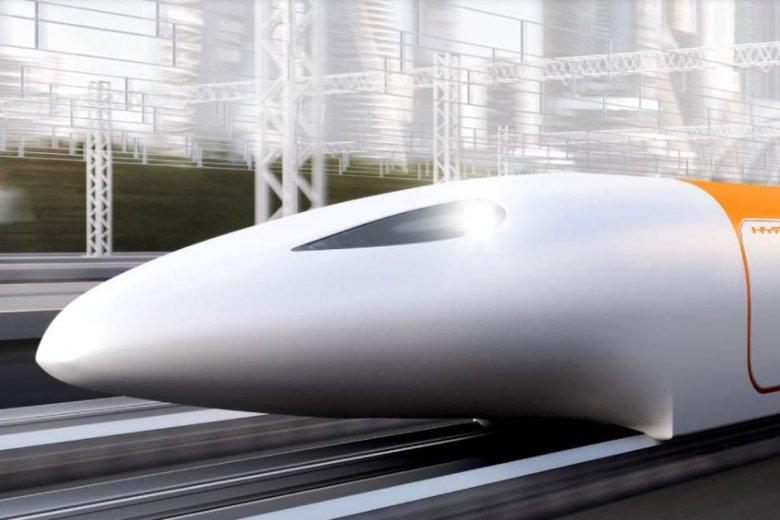 Polska kolej magnetyczna może z prędkością nawet 415 km/h wyjechać na tory już za 5 lat