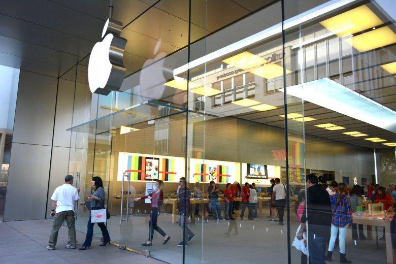 Apple zostało oskarżone o naruszenie znaku towarowego