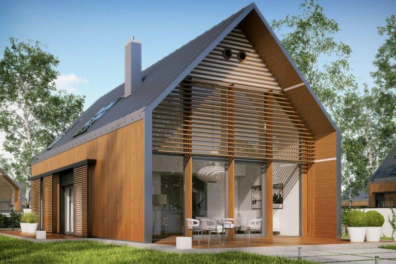 Unia Europejska oczekuje, że zaczniemy budować energooszczędne domy. Stodoły pasują do tych wymogów, jak ulał.