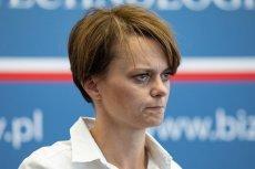 Wicepremier Jadwiga Emilewicz nie chce, aby Polska stała się płatnikiem netto Funduszu Odbudowy UE.