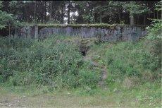 Bunkier, gdzie dokonano szokującego odkrycia.