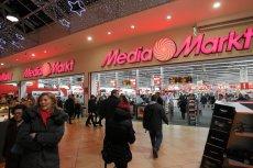 Tym razem internetowi oszuści podszywają się pod sieć Media Markt.