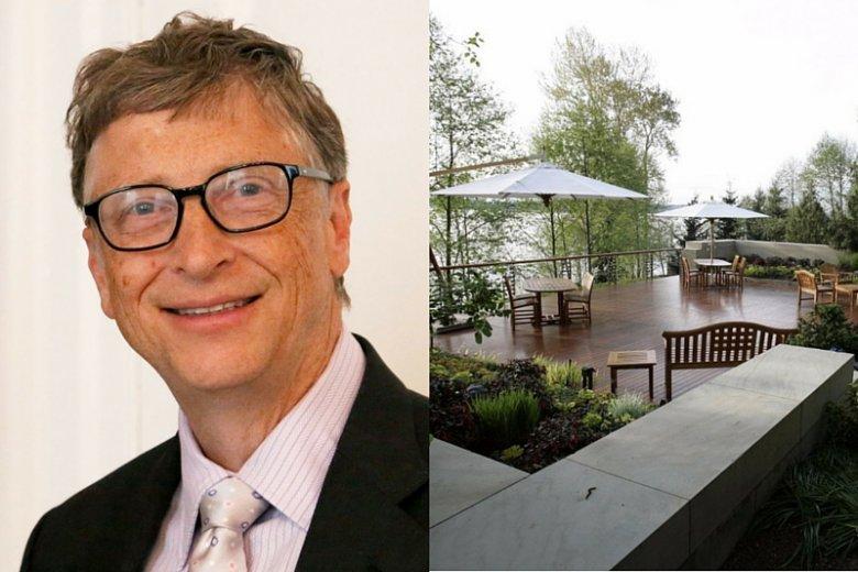 Bill Gates jest obecnie najzamożniejszym człowiekiem na świecie (z wyłączeniem monarchów). Należąca do niego rezydencja również odzwierciedla jego status majątkowy