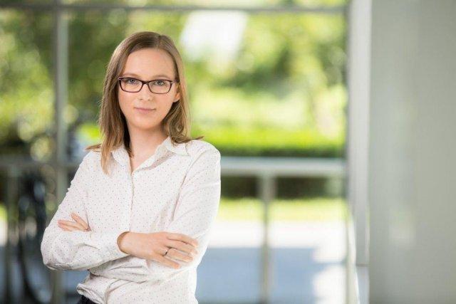 Urszula Kryńska, ekonomistka Banku Millennium