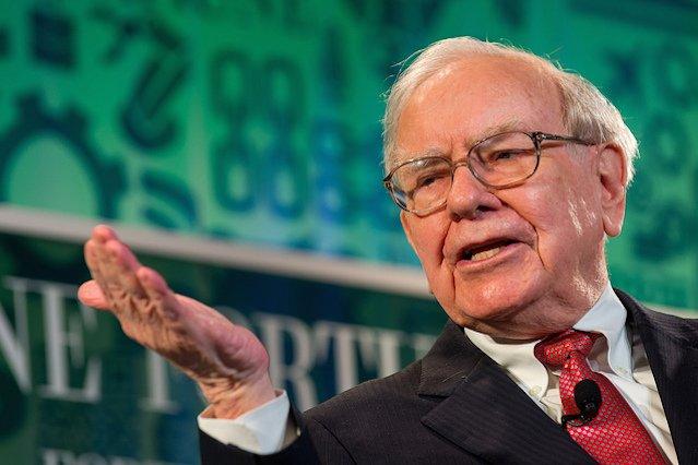 Fundusz Warrena Buffetta mocno inwestował w 2016 roku.