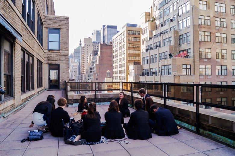 Młodzieżowy Delegaci mają szansę spotkać się w Nowym Jorku z przedstawicielami agend ONZ.