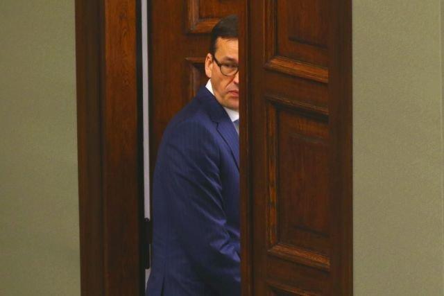 Morawiecki na tajnym spotkaniu miał prosić szefów spółek energetycznych o złagodzenie podwyżek cen prądu