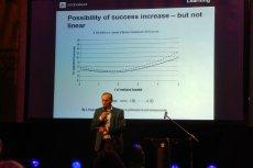 Peter Torstensen opowiadał na Bitspiration między innymi o tym, czego przedsiębiorcy mogą nauczyć się od sportowców.