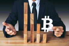 Bitcoin zaliczył spadek