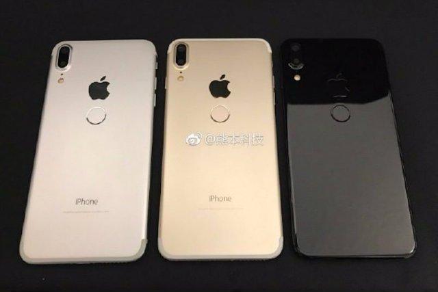 Tak ma wyglądać iPhone8.