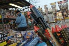 Sieć sklepów OBI nie prowadzi w tym roku sprzedaży fajerwerków.