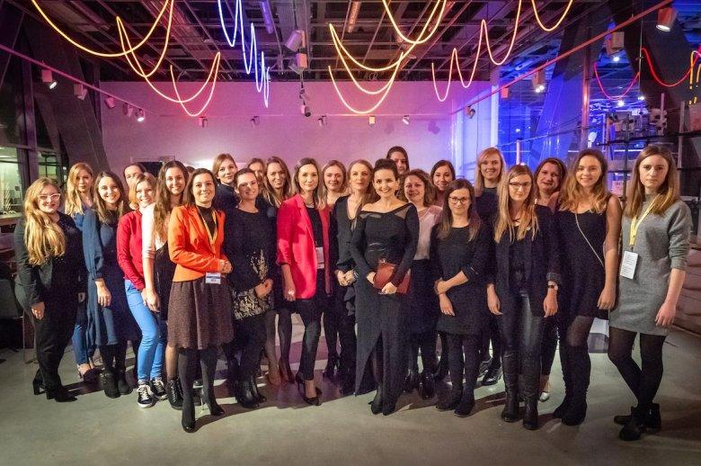 Finał programu Girls Go Start-up! Academy w Centrum Nauki Kopernik