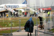 Warunki na lotnisku w Modlinie do najlepszych nie należą, ale plany rozbudowy trafiły do szuflady.
