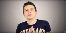 Dawid Myśliwiec, prowadzący kanał Uwaga! Naukowy Bełkot na YouTube, został sponsorem tytularnym drużyny AZS UMCS Lublin.
