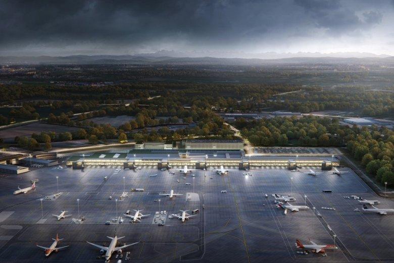 Liczba miejsc postojowych dla samolotów zwiększy się do 35, ale przede wszystkim pojawi się nowy pas startowy długości 2800 metrów.