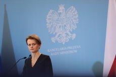 Ministra rozwoju Jadwiga Emilewicz twierdzi, że w perspektywie dwóch lat Polska wróci na dawny tor szybkiego wzrostu gospodarczego.