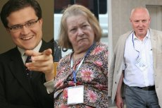 Michał Krupiński, Janina Goss, Wojciech Jasiński to osoby związane z partią rządzącą, które na posadkach w spółkach związanych z państwem zbiły kokosy.