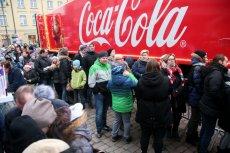 Z sklepowych półek znika Coca-Cola Cherry. Zamiast niej pojawi się Coca-Cola Cherry Zero.
