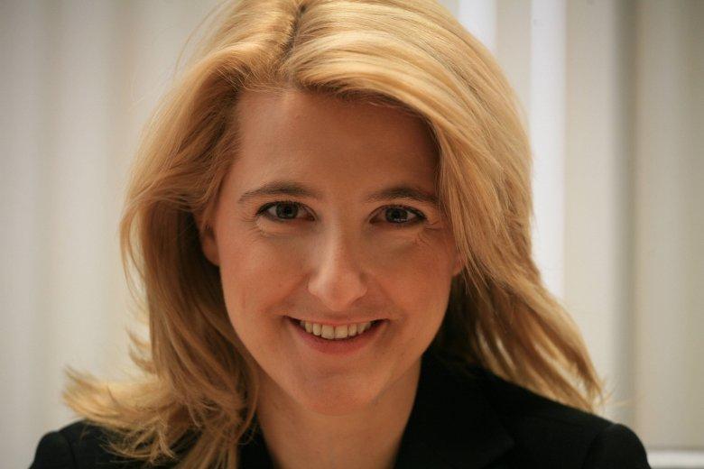 Grażyna Piotrowska-Oliwa, prezes Virgin Mobile.