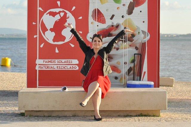 Janina Bąk, autorka bloga JaninaDaily.com. Rozchwytywana i uwielbiana, doprowadza tysiące ludzi do łez radości.