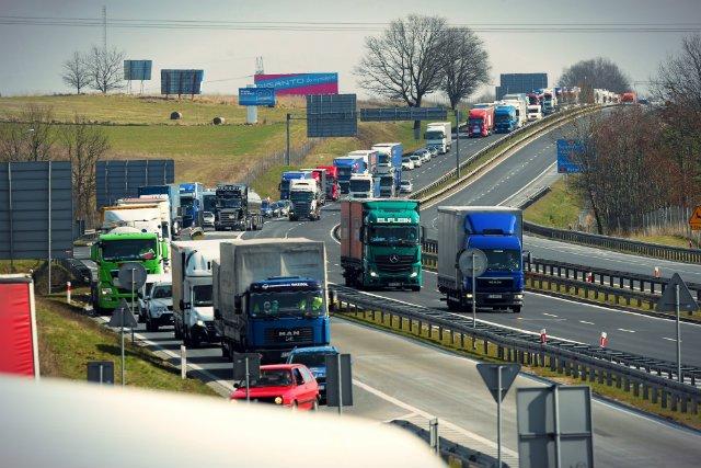 Według badań marki VIAON trudności ma dzisiaj 13 tysięcy właścicieli firm transportowych