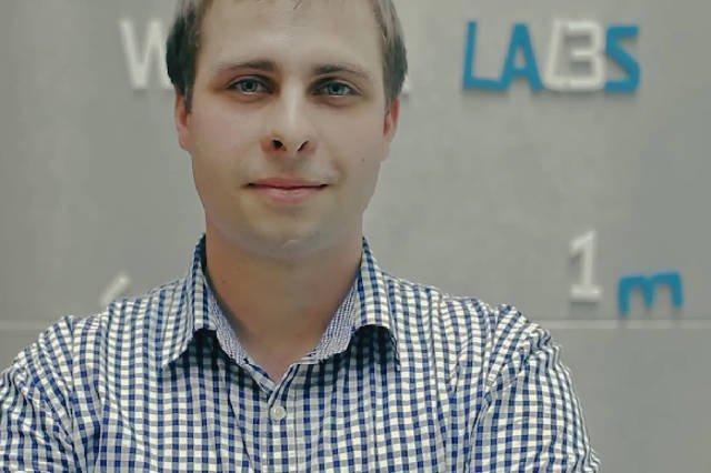 Piotr Biegun, szef Whalla Labs