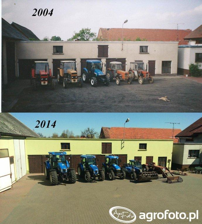 Zmiany na polskiej wsi