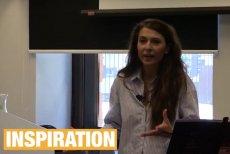 Olga Kozierowska jest jedną z mentorek w programie akceleracyjnym Startup Hub Warsaw.
