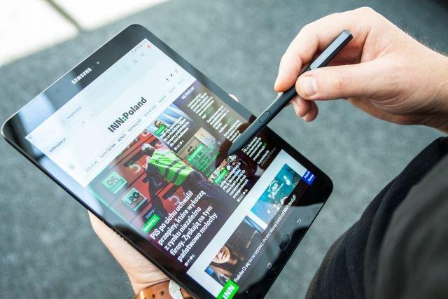 Samsung Galaxy Tab S3 to świetny sprzęt. A rysik oraz spektrum jego zastosowań zasługuje na medal
