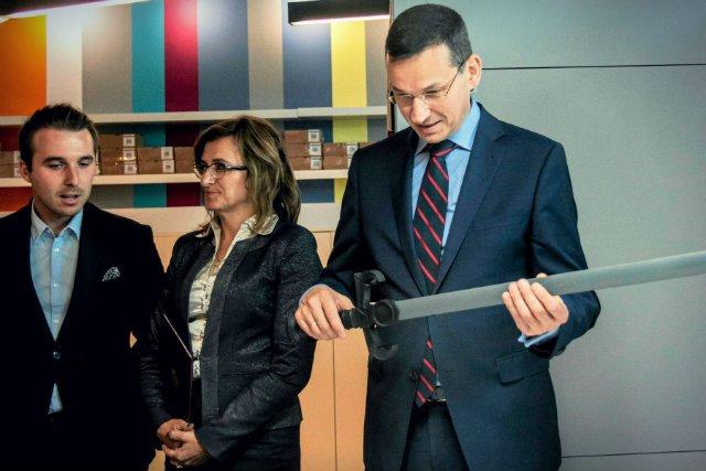 Wicepremier Morawiecki obiecywał cięcie podatków i ułatwianie życia przedsiębiorcom. Na realizację tych zapowiedzi trzeba będzie jednak jeszcze poczekać