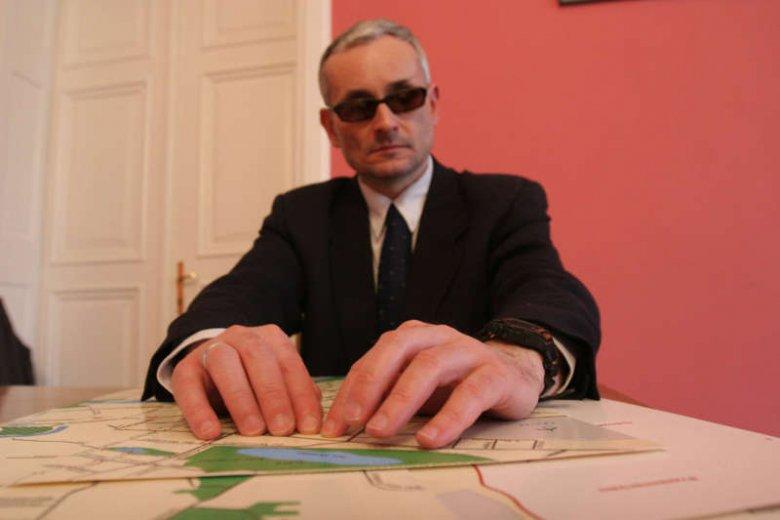 """Niewidomi """"zobaczą"""" mapę budynku dzięki polskim programistom. Wszystko za pomocą specjalnego telefonu"""